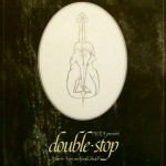 Double-Stop Poster with key art by Roger Pressberger